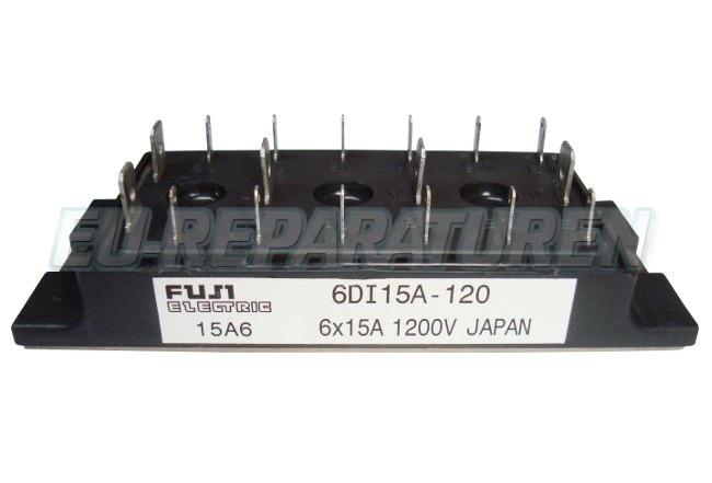 Weiter zum Artikel: FUJI ELECTRIC 6DI15A-120 TRANSISTOR MODULE
