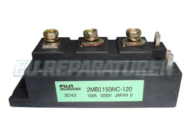 Weiter zum Artikel: FUJI ELECTRIC 2MBI150NC-120 IGBT MODULE