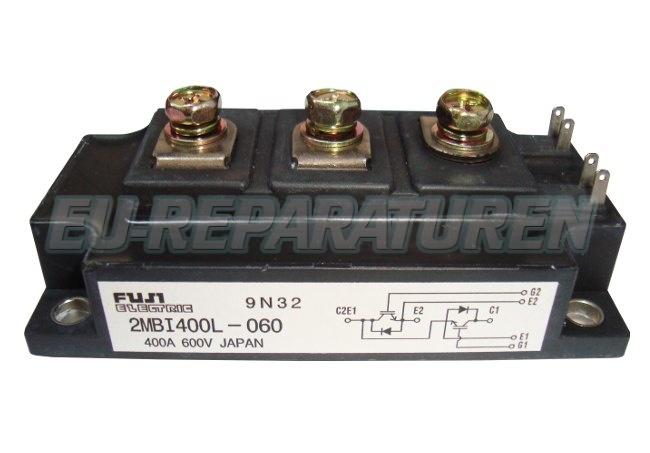 Weiter zum Artikel: FUJI ELECTRIC 2MBI400L-060 IGBT MODULE