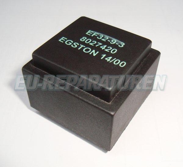 VORSCHAU: EGSTON EF32-9-3 TRANSFORMATOR