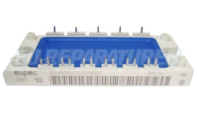 Weiter zum Artikel: EUPEC BSM50GX120DN2 IGBT MODULE