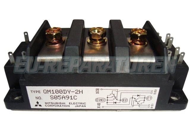 Weiter zum Artikel: MITSUBISHI ELECTRIC QM100DY-2H TRANSISTOR MODULE