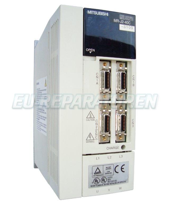 SHOP, Kaufen: MITSUBISHI ELECTRIC MR-J2-40C-S100 FREQUENZUMFORMER
