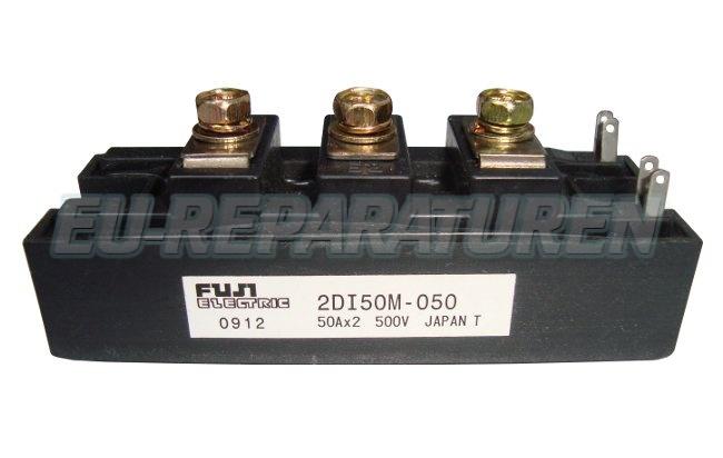 Weiter zum Artikel: FUJI ELECTRIC 2DI50M-050 TRANSISTOR MODULE