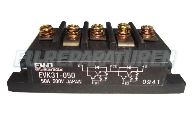 Weiter zum Artikel: FUJI ELECTRIC EVK31-050 TRANSISTOR MODULE