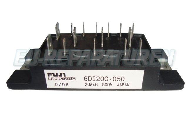 Weiter zum Artikel: FUJI ELECTRIC 6DI20C-050 TRANSISTOR MODULE