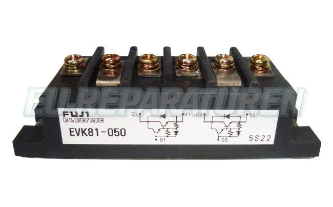 Weiter zum Artikel: FUJI ELECTRIC EVK81-050 TRANSISTOR MODULE