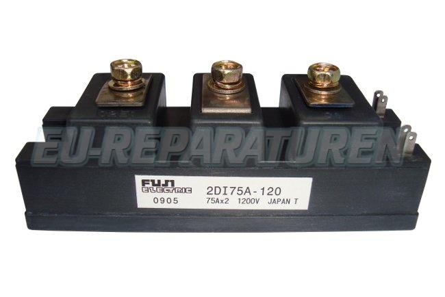 Weiter zum Artikel: FUJI ELECTRIC 2DI75A-120 TRANSISTOR MODULE