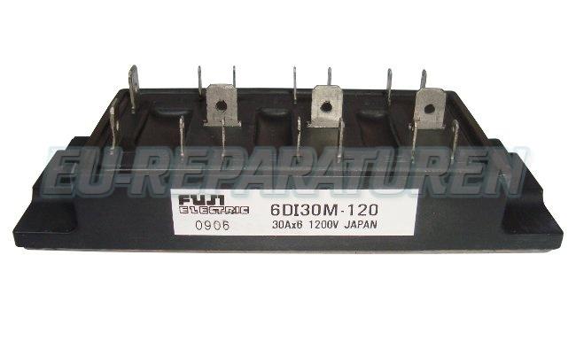 Weiter zum Artikel: FUJI ELECTRIC 6DI30M-120 TRANSISTOR MODULE