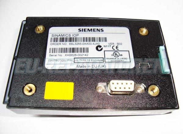 SHOP, Kaufen: SIEMENS 6SL3255-0AA00-4JA BEDIENPANEL