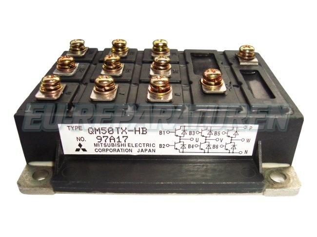 SHOP, Kaufen: MITSUBISHI ELECTRIC QM50TX-HB TRANSISTOR MODULE