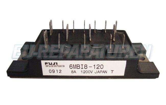 Weiter zum Artikel: FUJI ELECTRIC 6MBI8-120 IGBT MODULE