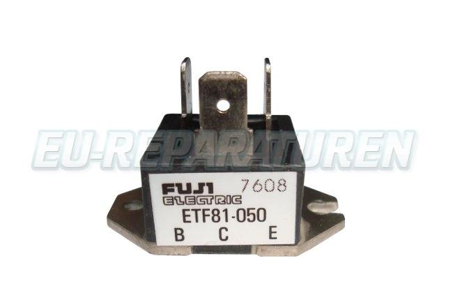 Weiter zum Artikel: FUJI ELECTRIC ETF81-050 TRANSISTOR MODULE