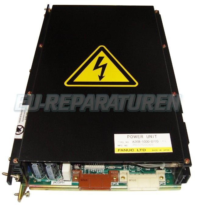 SHOP, Kaufen: FANUC A20B-1000-0770-01 POWER SUPPLY