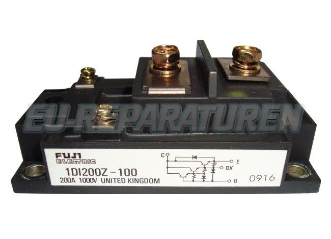 VORSCHAU: FUJI ELECTRIC 1DI200Z-100 TRANSISTOR MODULE