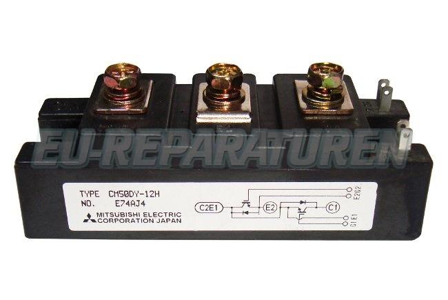 Weiter zum Artikel: MITSUBISHI ELECTRIC CM50DY-12H IGBT MODULE