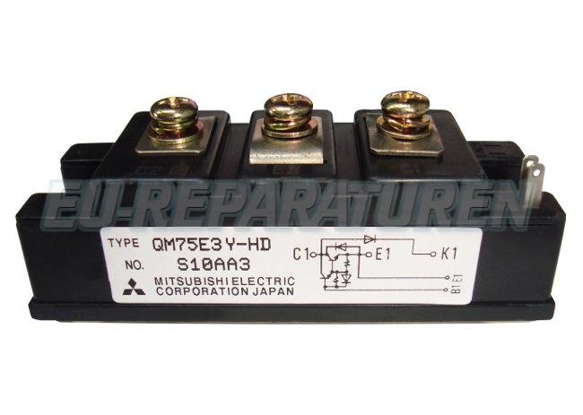 SHOP, Kaufen: MITSUBISHI ELECTRIC QM75E3Y-HD TRANSISTOR MODULE