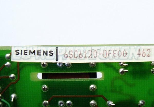 SHOP, Kaufen: SIEMENS 6SC6120-0FE00 BOARD