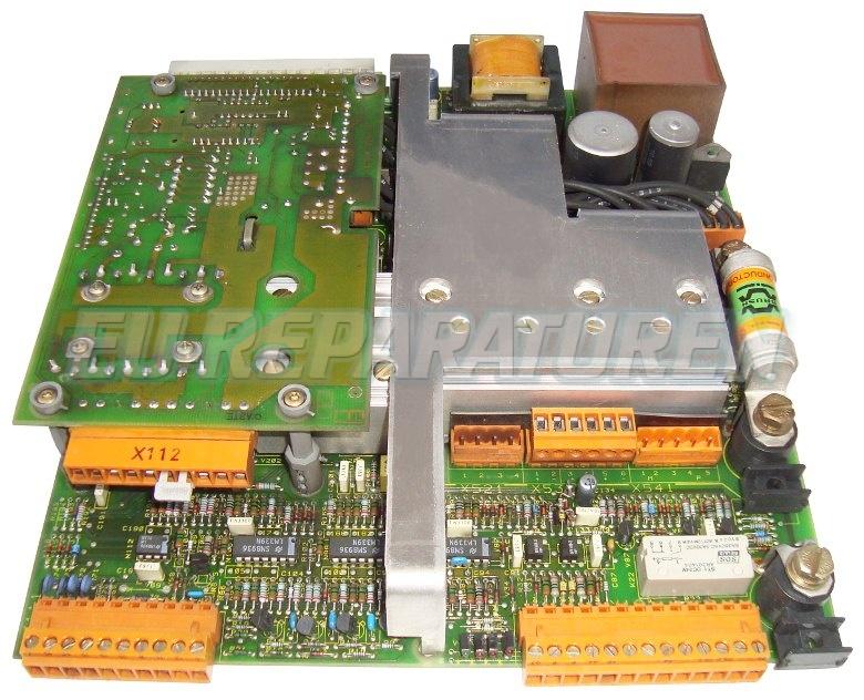 VORSCHAU: SIEMENS 6SC6100-0GB11 BOARD
