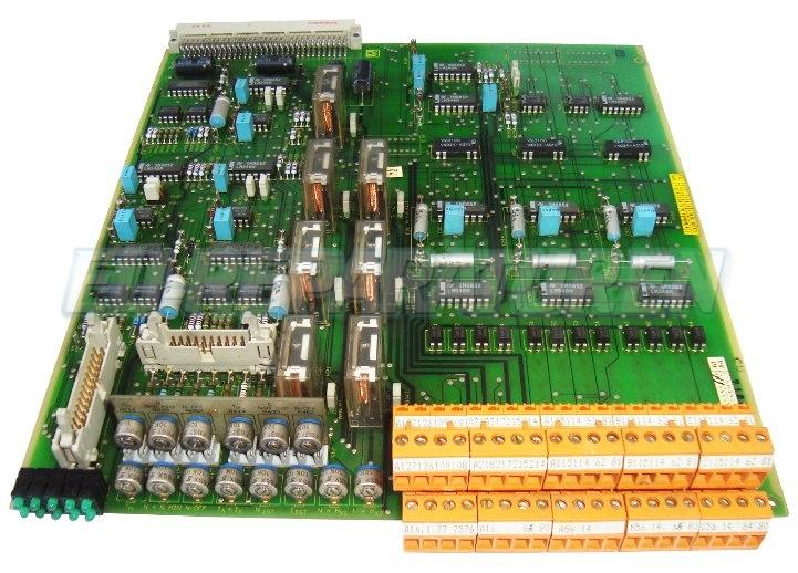 VORSCHAU: SIEMENS G33960-W3508-F001-C9-36 BOARD