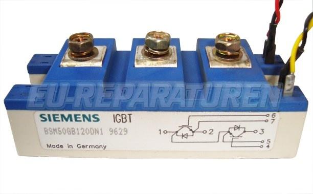 VORSCHAU: SIEMENS BSM50GB120DN1 IGBT MODULE