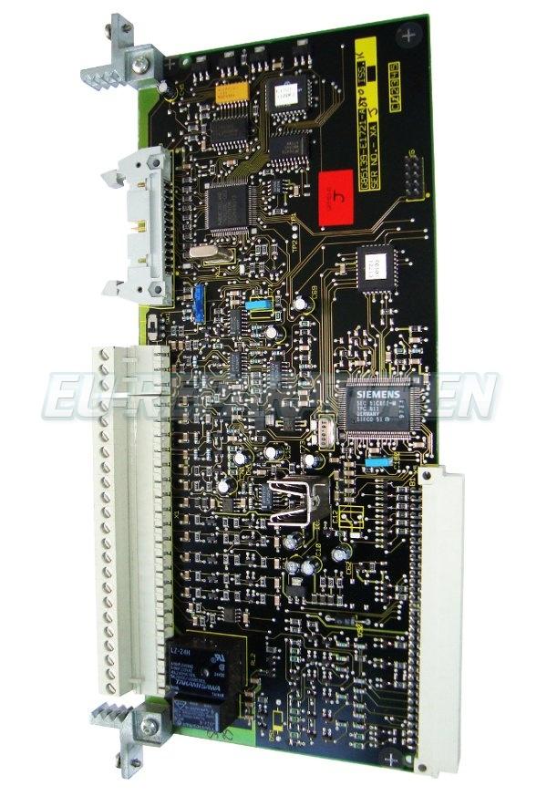 SHOP, Kaufen: SIEMENS G85139-E1721-A880 BOARD