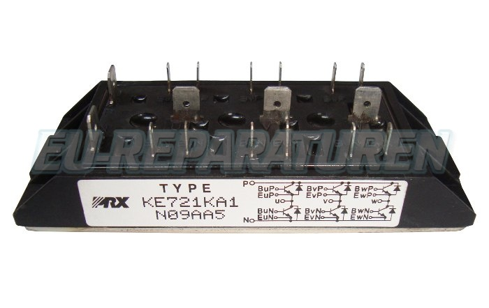 SHOP, Kaufen: POWEREX KE721KA1 TRANSISTOR MODULE