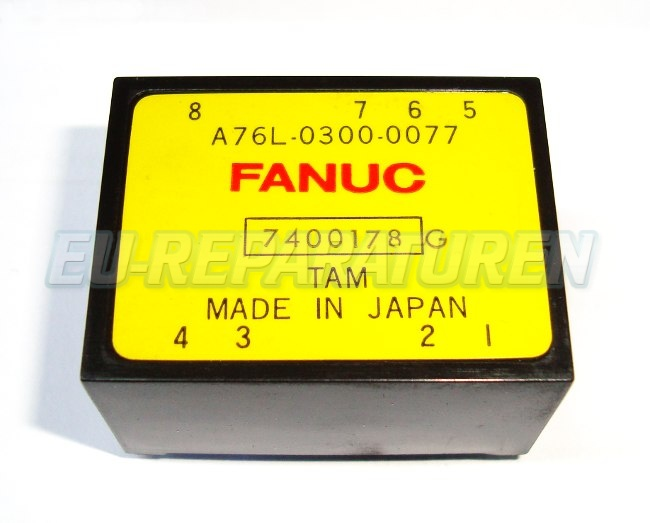 VORSCHAU: FANUC A76L-0300-0077 ISOLATION AMPLIFIER