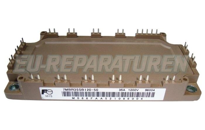VORSCHAU: FUJI ELECTRIC 7MBR35SB120-50 IGBT MODULE