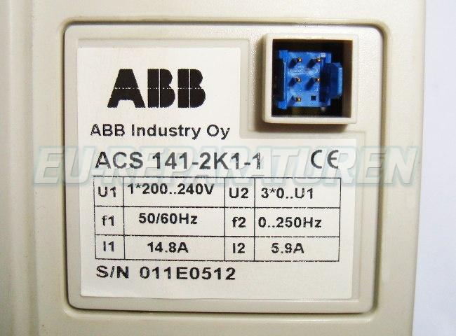 SHOP, Kaufen: ABB ACS141-2K1-1 FREQUENZUMFORMER