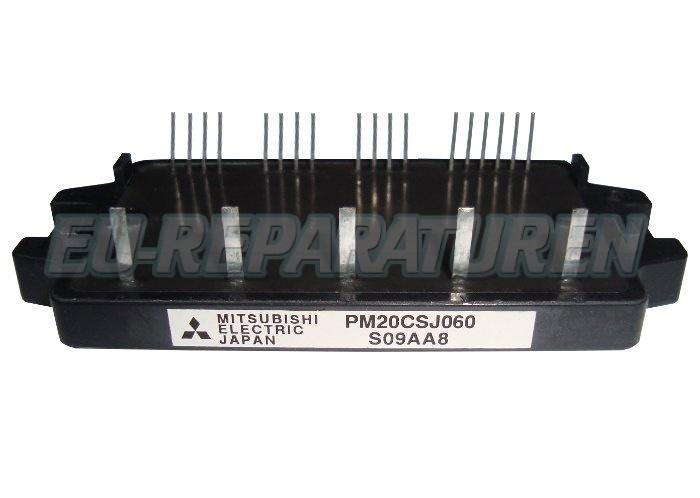 Weiter zum Artikel: MITSUBISHI ELECTRIC PM20CSJ060 IGBT MODULE
