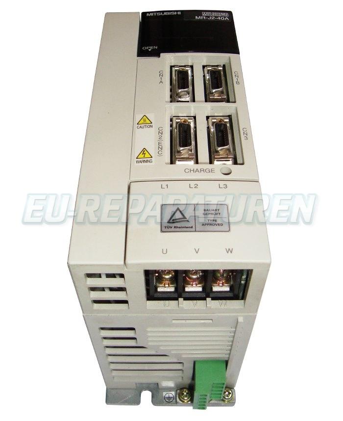 SHOP, Kaufen: MITSUBISHI ELECTRIC MR-J2-40A FREQUENZUMFORMER