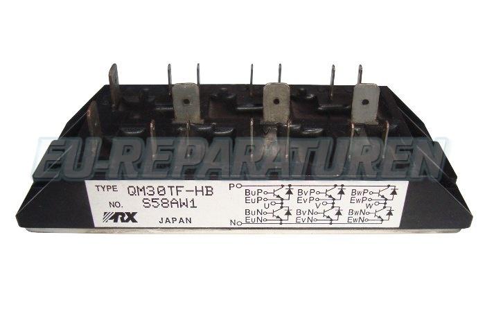 Weiter zum Artikel: MITSUBISHI ELECTRIC QM30TF-HB TRANSISTOR MODULE