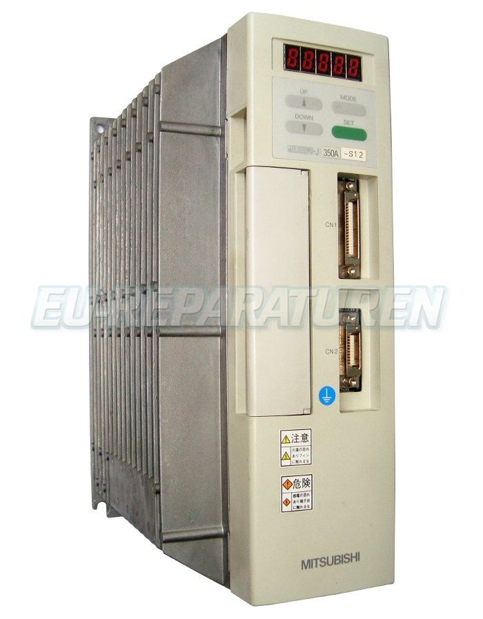 VORSCHAU: MITSUBISHI ELECTRIC MR-J350A-S12 FREQUENZUMFORMER