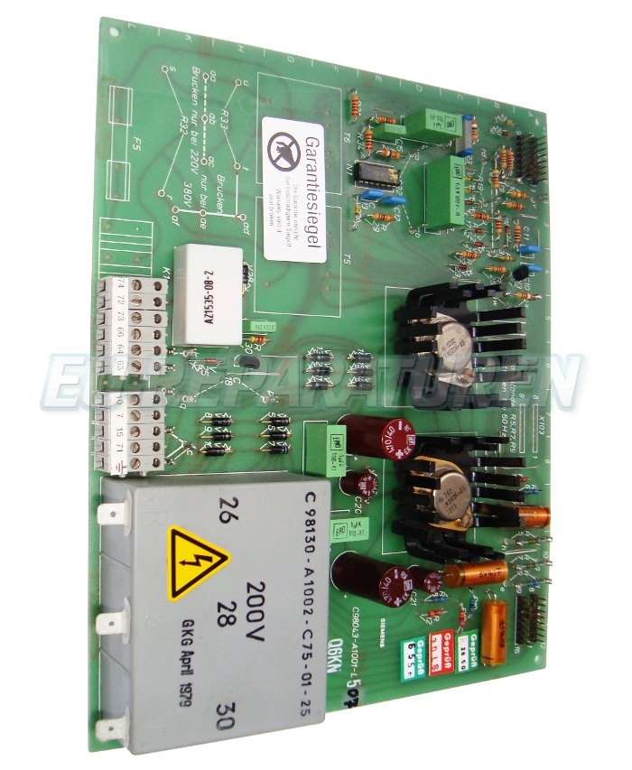 SHOP, Kaufen: SIEMENS C98043-A1001-L5 BOARD