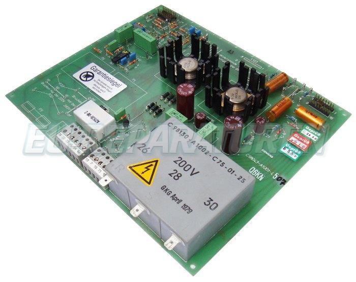 VORSCHAU: SIEMENS C98043-A1001-L5 BOARD