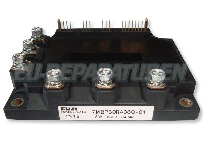 VORSCHAU: FUJI ELECTRIC 7MBP50RA060-01 IGBT MODULE