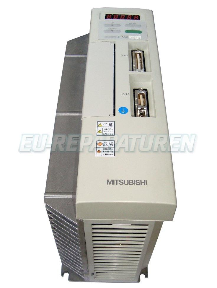 VORSCHAU: MITSUBISHI ELECTRIC MR-J200A-S12 FREQUENZUMFORMER