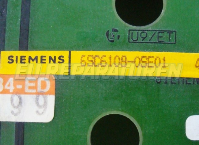 SHOP, Kaufen: SIEMENS 6SC6108-0SE01 BOARD