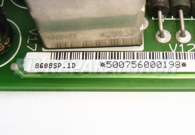 VORSCHAU: LENZE 8608SP.1D BOARD