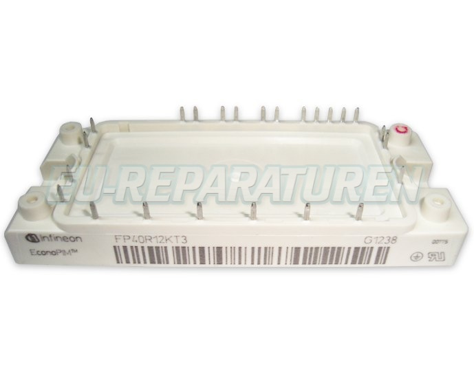 SHOP, Kaufen: INFINEON FP40R12KT3 IGBT MODULE