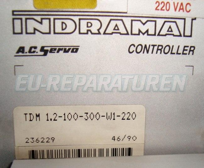 SHOP, Kaufen: INDRAMAT TDM1.2-100-300-W1 FREQUENZUMFORMER