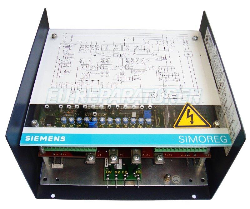SHOP, Kaufen: SIEMENS 6RA2216-8DK26-1-Z DC-DRIVE