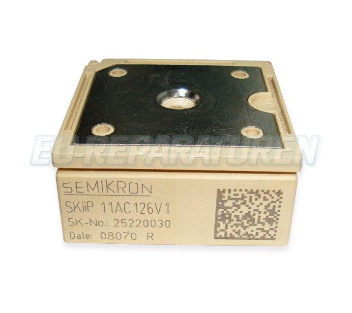 Weiter zum Artikel: SEMIKRON SKIIP11AC126V1 IGBT MODULE
