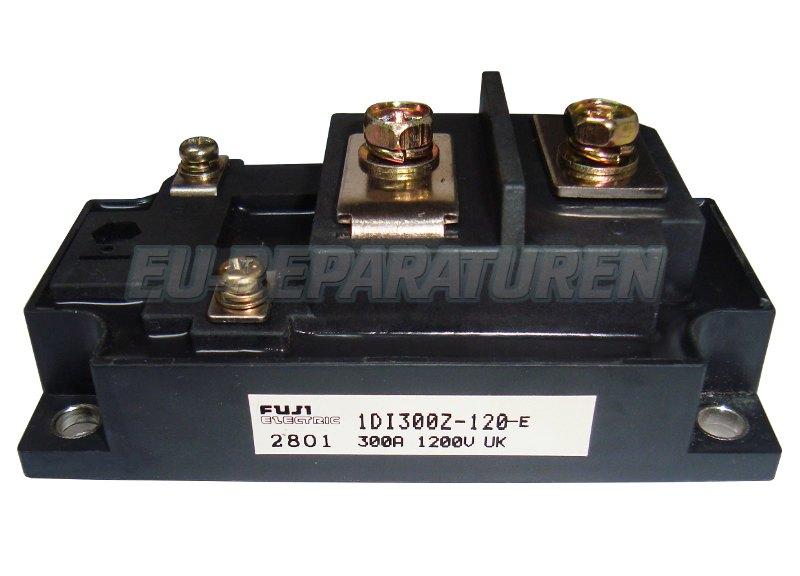 Weiter zum Artikel: FUJI ELECTRIC 1DI300Z-120 TRANSISTOR MODULE
