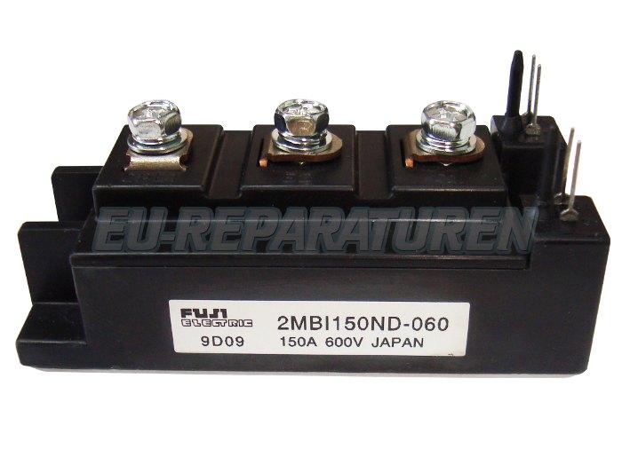 Weiter zum Artikel: FUJI ELECTRIC 2MBI150ND-060 IGBT MODULE