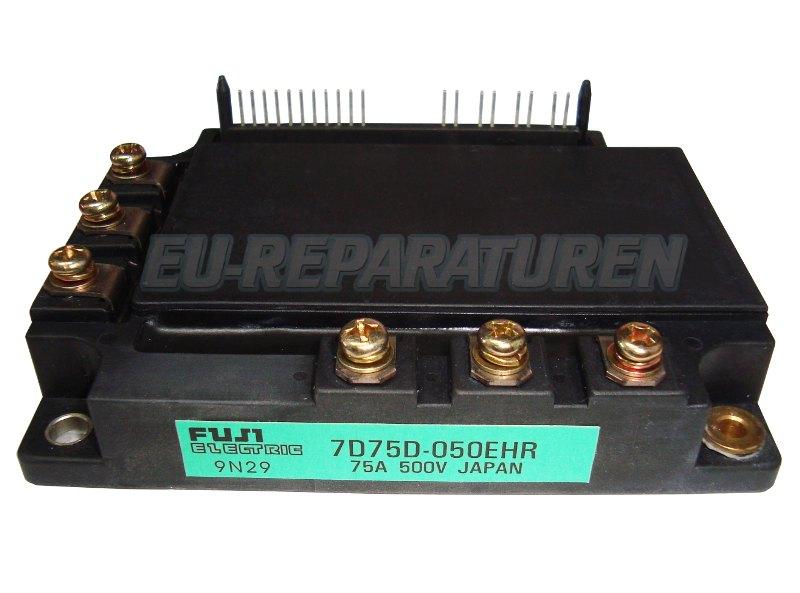 VORSCHAU: FUJI ELECTRIC 7D75D-050EHR TRANSISTOR MODULE