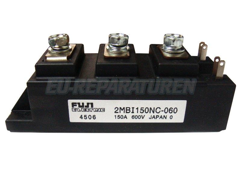 Weiter zum Artikel: FUJI ELECTRIC 2MBI150NC-060 IGBT MODULE