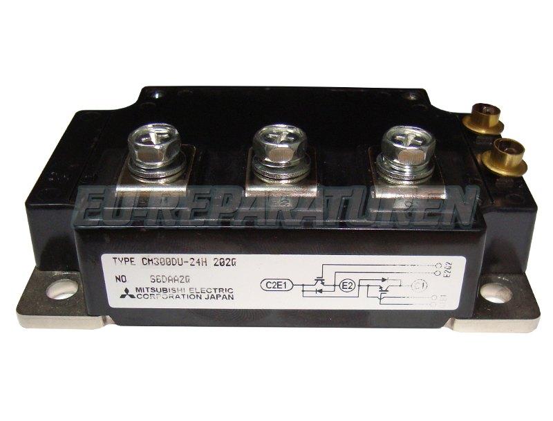 Weiter zum Artikel: MITSUBISHI ELECTRIC CM300DU-24H IGBT MODULE