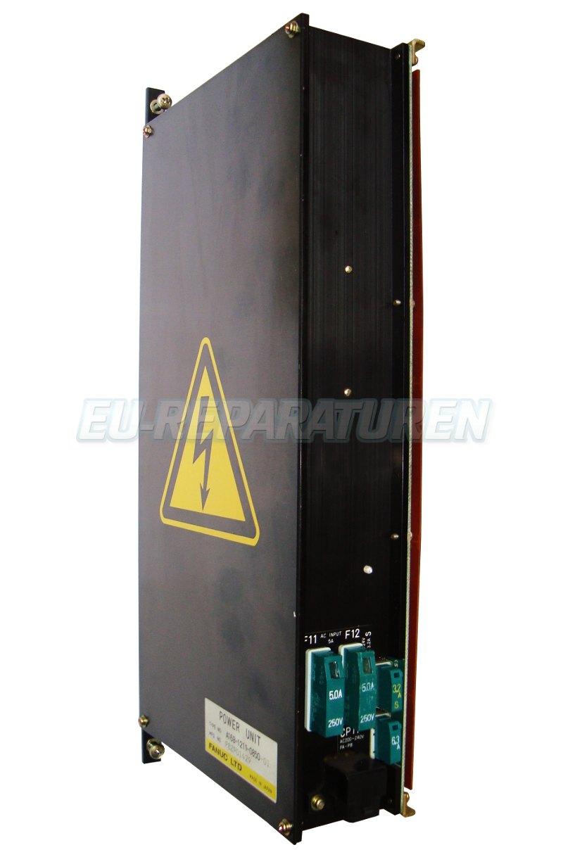 VORSCHAU: FANUC A16B-1211-0850-01 POWER SUPPLY